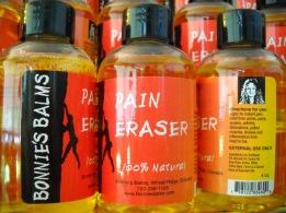 Bonnies Balms Pain Eraser